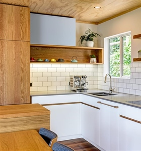 Solutions for Small Kitchen Spaces